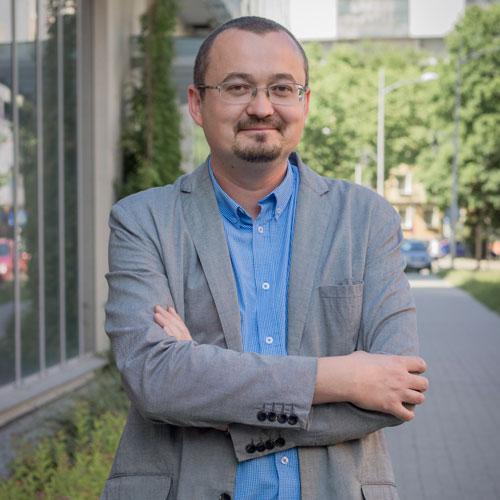 dr Jerzy Parchomiuk
